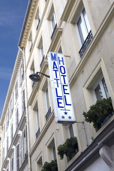 Hotel Mattle | Facade