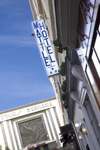 Hotel Mattle | Fachada